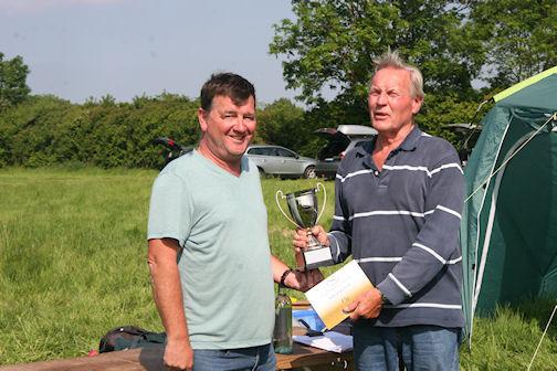 F5J Winner Peter Allen